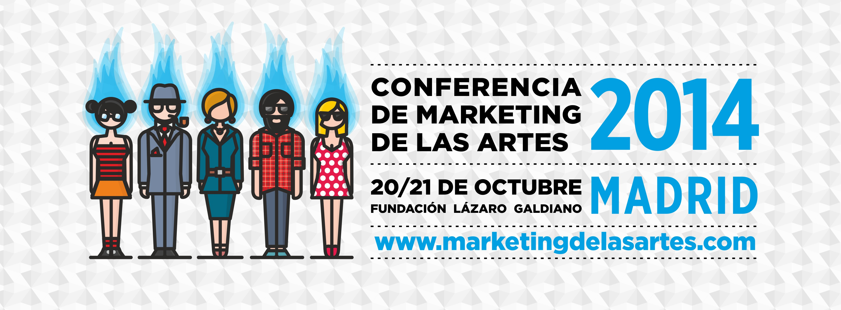 Marketing de Las Artes 2014