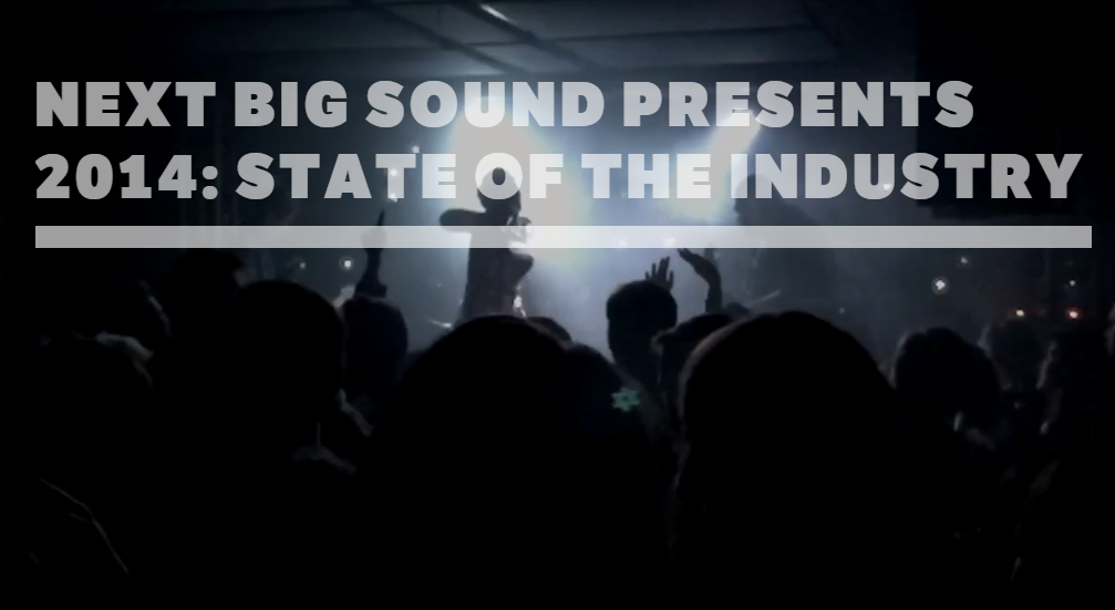 informe industria musical 2014 next big sound