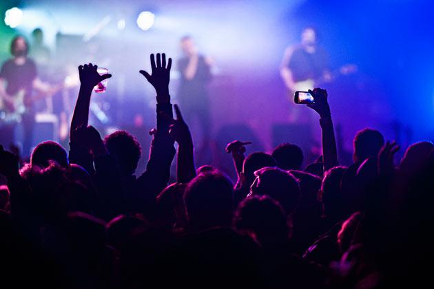 musica en vivo facturacion