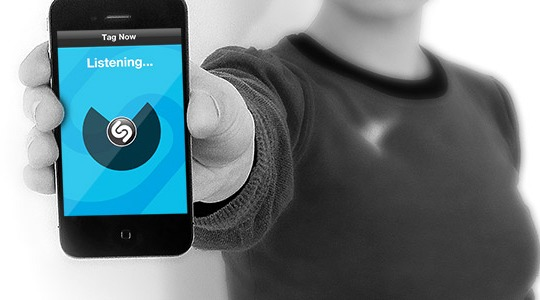 tendencias industria musical shazam