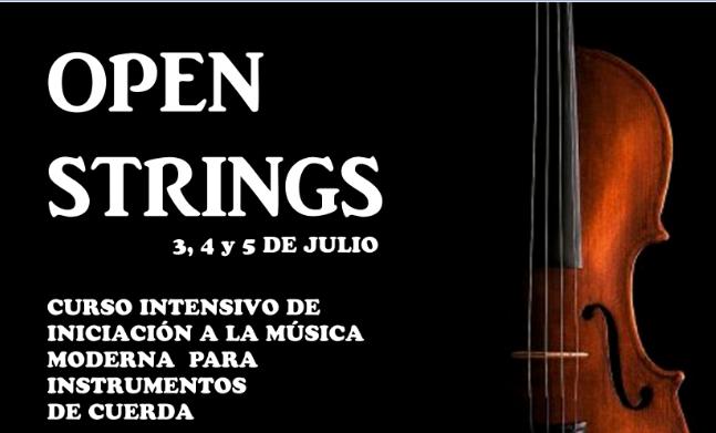 open strings curso cuerda