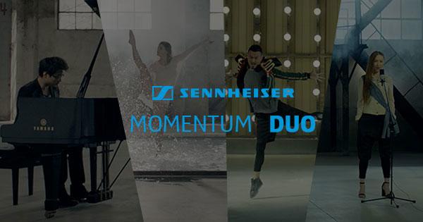 mejores campañas marketing musical momentum duo senheisser