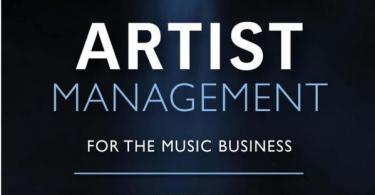 libro industria musical. Gestión de artista en la industria musical