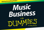 libro industria musical. music business for dummies