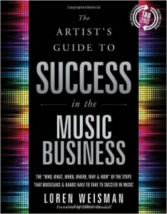 industria musical artist guide success music business