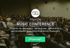 bquate music conference madrid