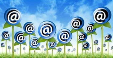 como crear una lista de email desde cero
