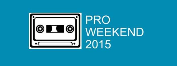 proweekend 2015