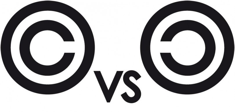 derechos de autor, copyright, copyleft