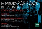 IV Premio Pop Rock de la UNED