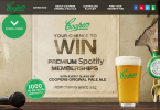 spotify for brands coopers pale ale