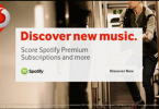 spotify for brands vodafone