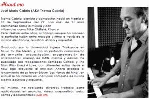 kit de prensa electronico musica