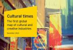 informe - mapa global industrias culturales y creativas unesco
