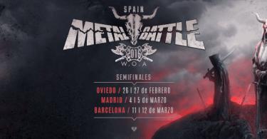 batalla de bandas woa metal battle spain 2016