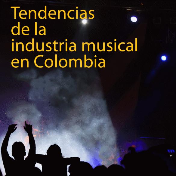 informe tendencias industria musical colombiana 2015