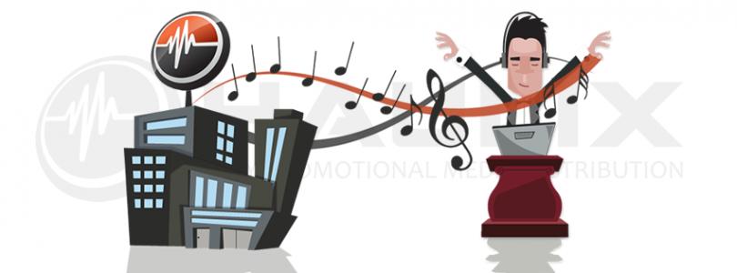 Haulix marketing musical