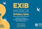 exib musica 2016 evora