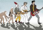 investigacion evolucion e historia de la musica