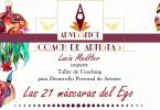 taller coaching, mascaras ego, advissence, mascaras del ego