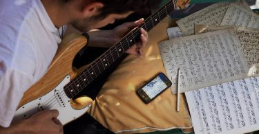 apps para musicos, pentagrom