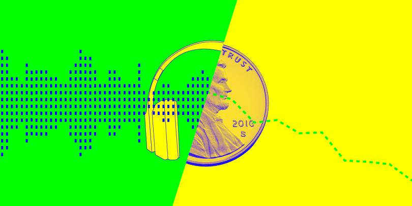 analisis industria musical, cuota mercado majors indie por paises