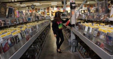 Investigación. El poder de la distribución local y física de música en la era de los servicios digitales
