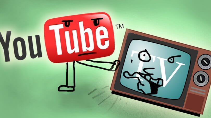 Youtube supera a la TV en Prime Time en EE.UU
