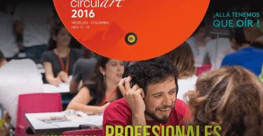 Convocatoria Circulart para artistas profesionales