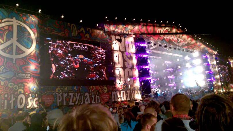 Insights sobre música en vivo. Los recintos y festivales más grandes del mundo