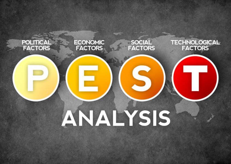 Industria musical y entorno. Análisis PEST de la música grabada