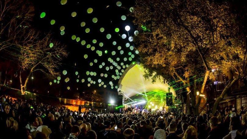 El futuro de los festivales de arte y música