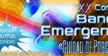 Concurso de Bandas Emergentes Ciudad de Porcuna