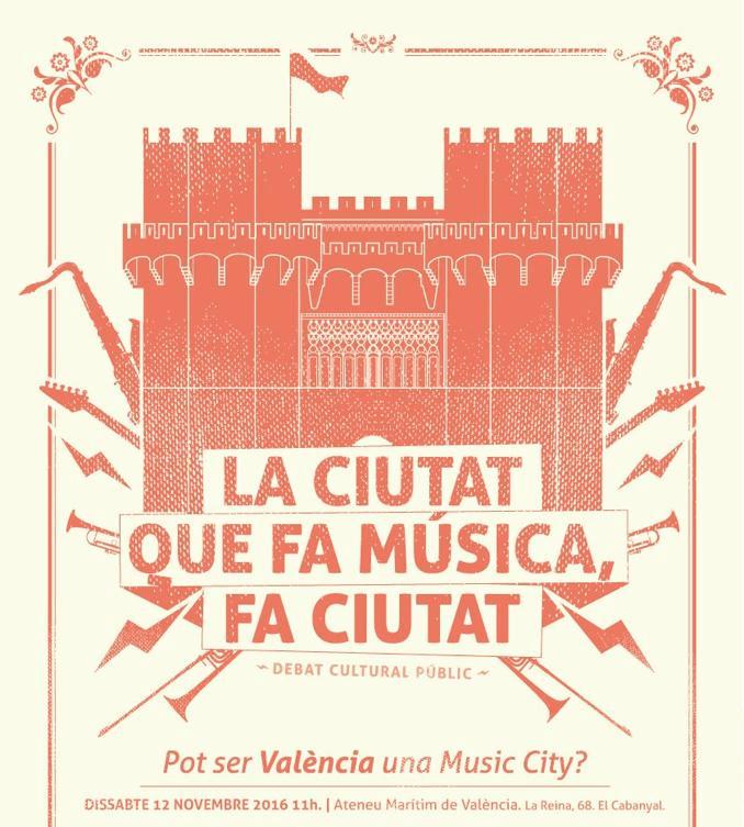 ¿Puede ser Valencia una Music City?