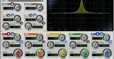 produccion musical, profundidad, claridad y definición con técnicas de ecualización