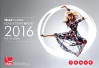 CISAC. Informe de Recaudaciones Mundiales 2016 | Resumen y derechos reflejados