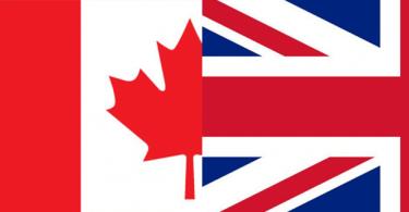Recaudación música digital en Canadá y Reino Unido. 2015