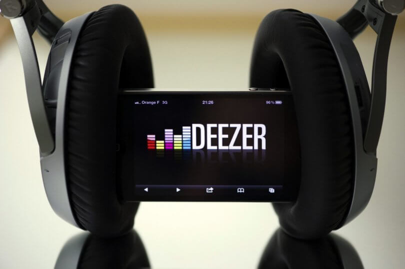 El sector del streaming en la industria musical en 2016. Deezer
