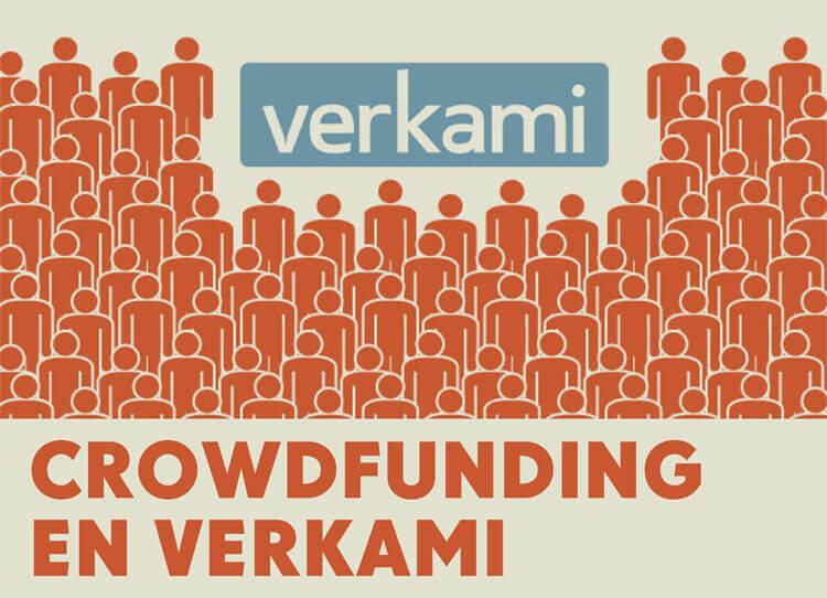 Charla. El crowdfunding en Verkami