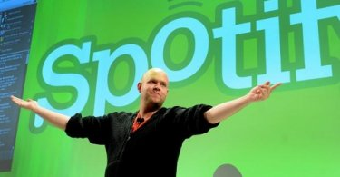 Daniel Ek Spotify industria musical