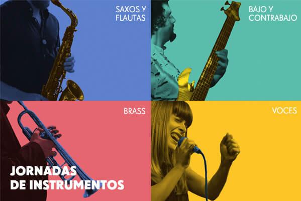 Jornadas de instrumento en el Taller de Músics