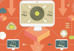 Infografía | Tabla comparativa de distribución digital de música