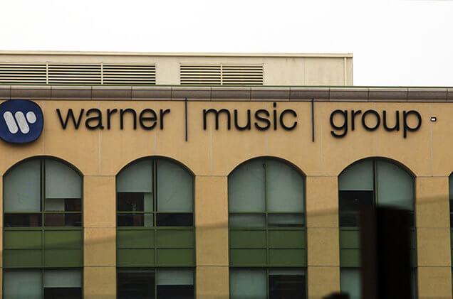 Industria musical y Majors | Warner Music en cifras 2017