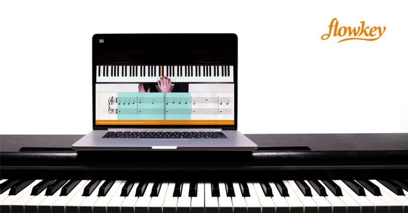 [Apps] Aprende piano con las canciones que te gustan con Flowkey