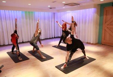 [Taller gratuito] Ponte en forma para los festivales, Rock Yoga