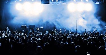 Datos sector música en vivo en España 2016. Facturación Neta Mensual