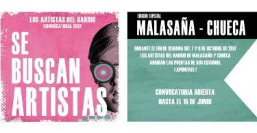 [Madrid] Convocatoria Artistas del Barrio 2017
