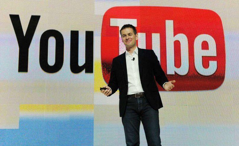 YouTube Industria Musical