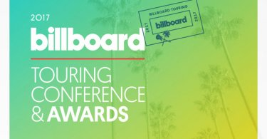 Billboard Touring Conference And Awards 2017