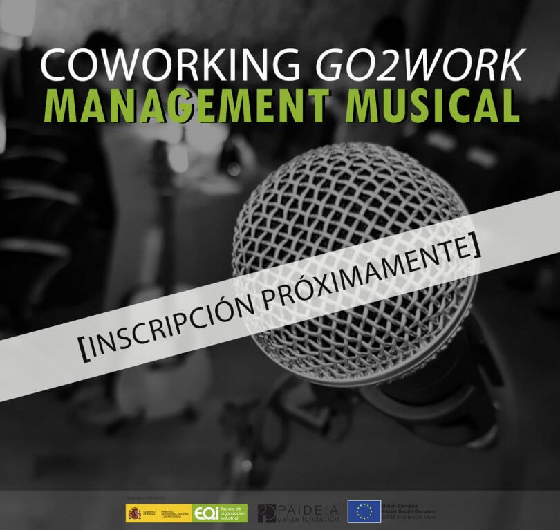 Curso Management musical